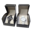 【晉吉國際】 HANLIN HY-322 經典時尚高檔珍珠陶瓷錶 (破盤價)