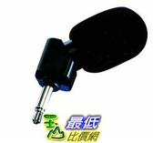 [美國直購]  Olympus ME-12 3.5mm 收音/ 錄音筆 專用麥克風 Noise Canceling Microphone