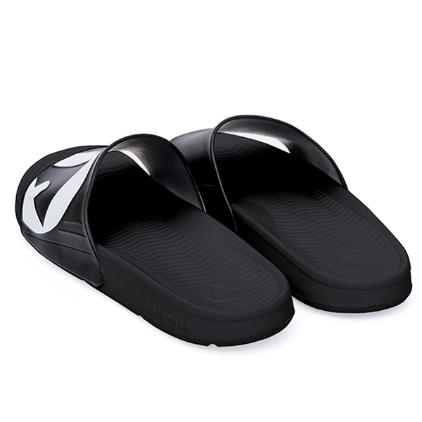 AIR WALK 男鞋 女鞋 拖鞋 橡膠 防水 防滑 耐磨 黑 【運動世界】 A755220220