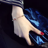 韓版簡約學生森系閨蜜首飾個性手環百搭手飾