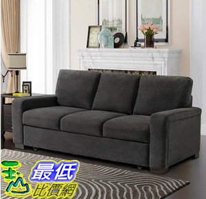 [COSCO代購] W2000262 Mstar 布面沙發床 Mstar Fabric Sleeper Sofa