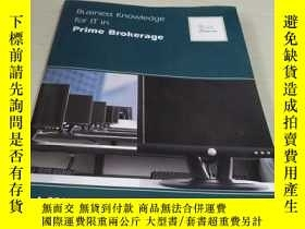 二手書博民逛書店Business罕見Knowledge for IT in IT的業務知識Y18429 PRIME Broke
