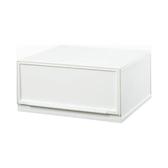 寬38cm 多功能抽屜收納盒 白色M 寬型 NITORI宜得利家居