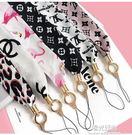 手機掛繩掛脖繩子個性創意寬帶吊繩可拆卸緞...