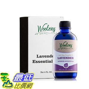 [106美國直購] Woolzies Best Quality 100 Percent Pure Lavender Essential Oil Therapeutic Grade, Aroma Therapy Oil