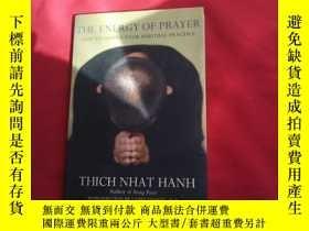 二手書博民逛書店THE罕見ENERGY OF PRAYER How To Deepen Your Spiritual Practi