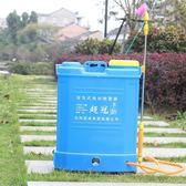 農用16L20升電動噴霧器背負式高壓噴霧器果樹噴霧機自動打藥機igo 晴天時尚館