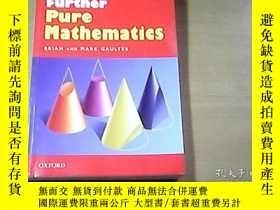 二手書博民逛書店Further罕見Pure MathematicsY16828