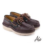 A.S.O 超彈力 方楦奈米機能休閒鞋