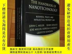 二手書博民逛書店The罕見Handbook of Nanotechnology: