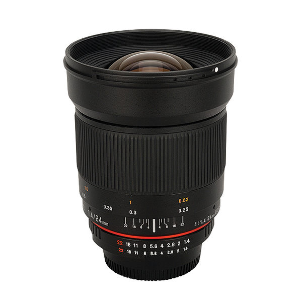 ◎相機專家◎ SAMYANG 24mm F1.4 ED AS UMC for Sony E 手動鏡 正成公司貨 保固一年
