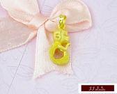 9999純金 黃金 一心守候 (猴) 墜飾 墜子 情人節 生日禮  生肖系列 送精緻皮繩項鍊