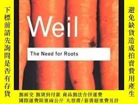 二手書博民逛書店The罕見Need For RootsY255562 Simone Weil Routledge 出版200