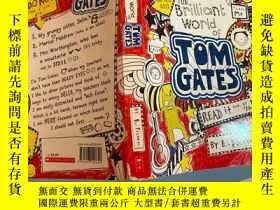 二手書博民逛書店tome罕見gates 湯姆·蓋茨Y200392