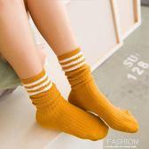 長統襪 復古堆堆襪女棉襪學院風日繫原宿中筒襪棉女襪子 Ifashion