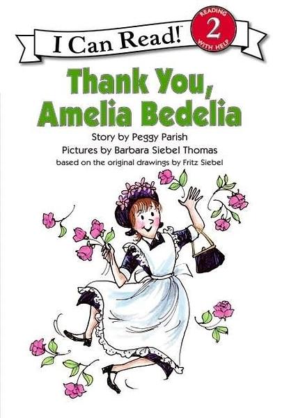 (二手書)An I Can Read Book Level 2: Thank You, Amelia