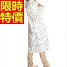 雨衣輕薄斗篷式-休閒簡約機能日系女雨具6色54m2【時尚巴黎】