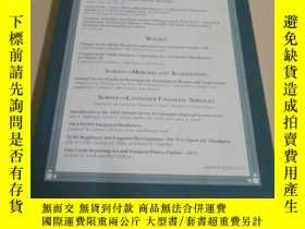 二手書博民逛書店THE罕見BUSINESS LAWYER 2016 VOL.71 ISSUE.1Y194098