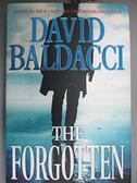 【書寶二手書T2/原文小說_EXY】The Forgotten_Baldacci, David