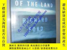 二手書博民逛書店The罕見Lay of the Land15975 by Ric