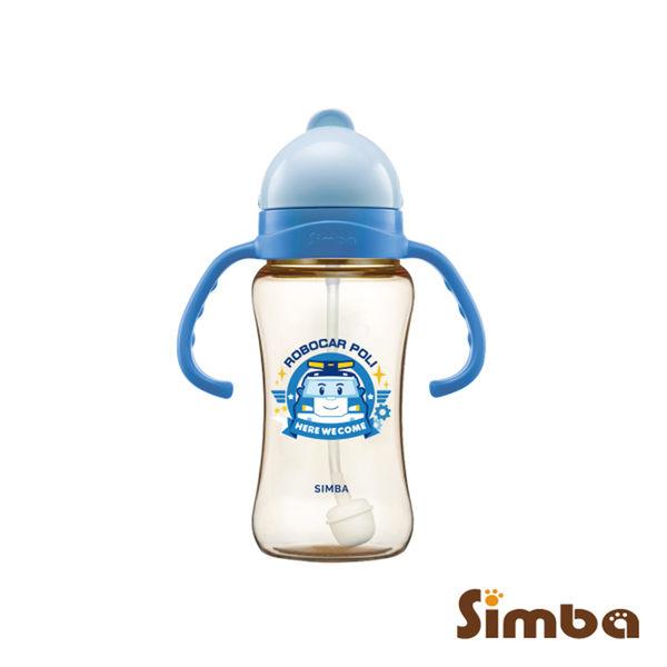 小獅王辛巴 波力PPSU滑蓋杯(270ml)