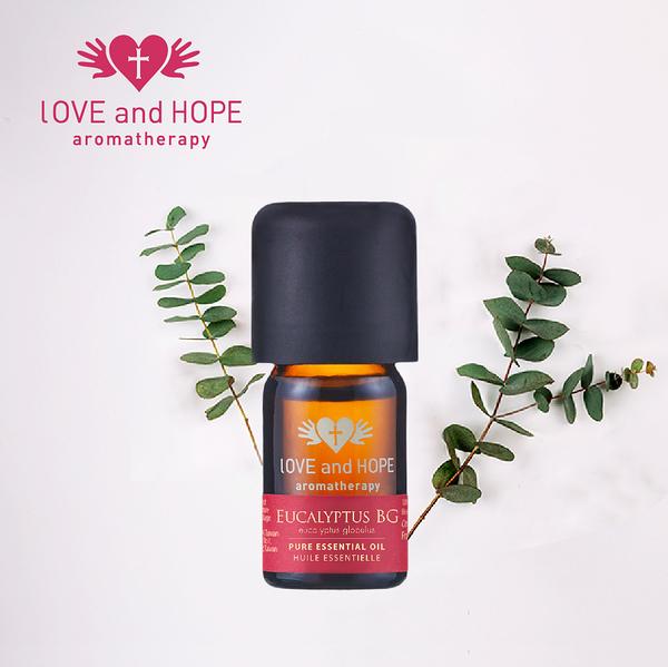 【Orient Retreat登琪爾】愛與希望LOVE&HOPE 藍膠尤加利單方精油5ml Eucalyptus BG 防疫