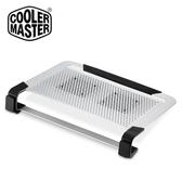 【Cooler Master 酷碼】NOTEPAL U2 PLUS 筆電散熱墊-銀