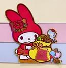 【震撼精品百貨】My Melody 美樂蒂~三麗鷗 美樂蒂賀年招財進寶門貼#78021