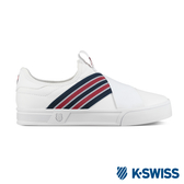 K-SWISS Court Lite Elastic時尚運動鞋-女-白/藍/紅