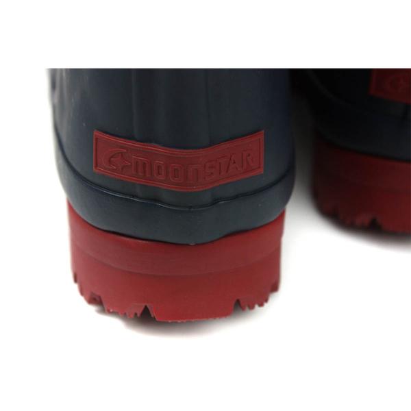 Moonstar  雨鞋 雨靴 深藍色 女鞋 MFL42RL5 no276