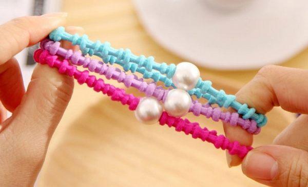 [協貿國際] 韓國高彈力髮繩髮飾品 (20個價)