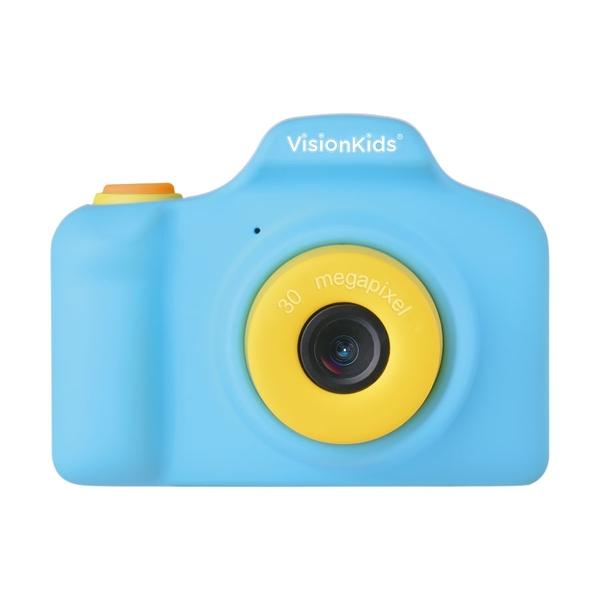 VisionKids HappiCamu Pro 3000萬像素兒童數位相機 藍