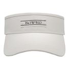 【ISW】多色運動空頂帽-白色 (六色可選) 網球帽