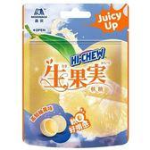 森永 嗨啾 生果実軟糖巧立包-高知柚口味 35g