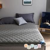 單人床墊 北極絨軟墊單人學生宿舍0.9m床褥子1.2米加厚榻榻米地鋪墊被【快速出貨】