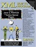 二手書博民逛書店《XML How to Program (1st Edition