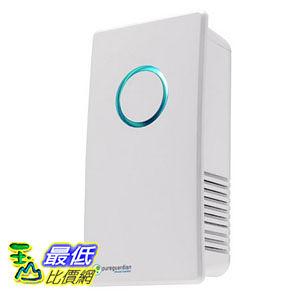 [美國直購] Guardian Technologies 除臭劑 白色款 GermGuardian GG1100W UV-C Air Sanitizer and Deodorizer, White $2360