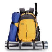 超輕大容量騎行戶外雙肩45L防水登山包 YX4430『miss洛羽』TW