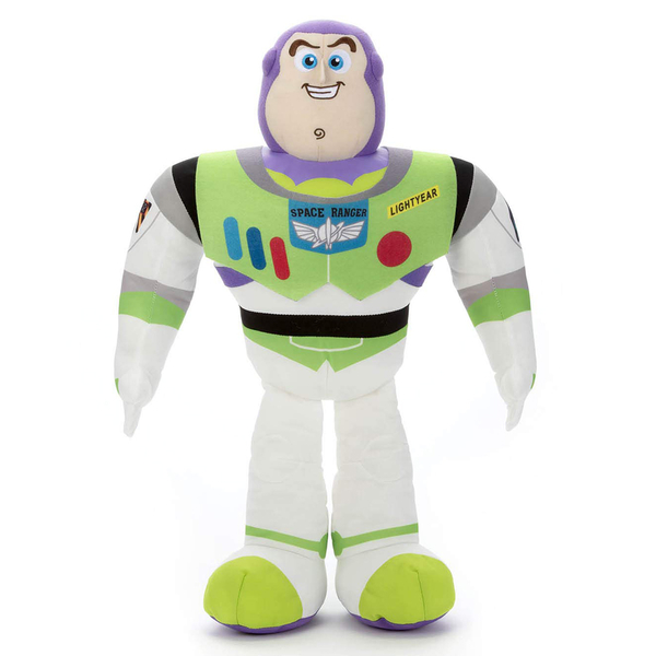 T-ARTS 麻吉好朋友 細緻絨毛 玩具總動員4 巴斯光年M_TA22576