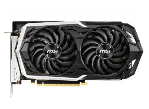 微星 GeForce RTX 2060 SUPER ARMOR OC 【刷卡含稅價】