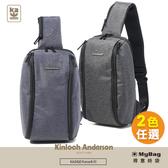 Kinloch Anderson 金安德森 側背包 Force 極簡造型 圓弧機能 單肩包 KA341006 得意時袋