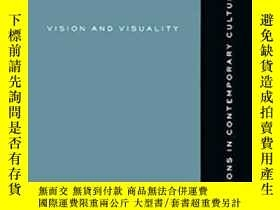 二手書博民逛書店Vision罕見And VisualityY364682 Hal Foster New Press, The