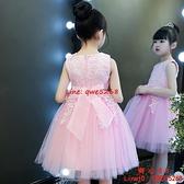女童連衣裙夏裝蓬蓬紗公主裙女孩夏季2021新款禮服兒童裝洋氣裙子【齊心88】