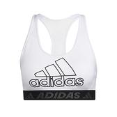 Adidas DRST BOS B P 女 白 運動 內衣 GM2834