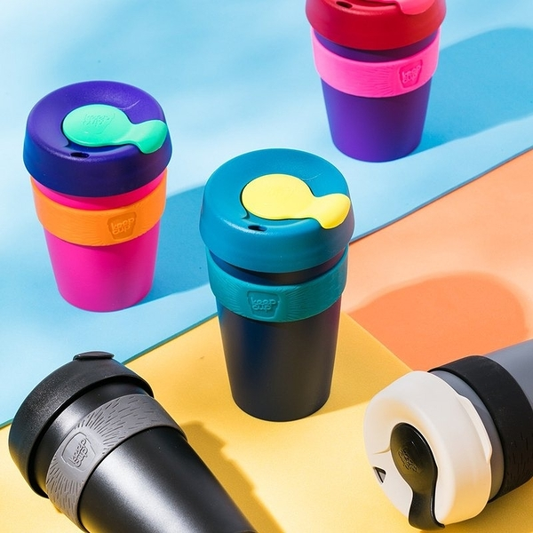 【KeepCup】澳洲KeepCup 原創隨身杯 454ml(16oz L) 6色可選 好攜帶 好清洗