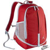 Nike JORDAN JUMPMAN TEAM 背包  後背包 雙肩 JORDAN  大容量  紅 白 【運動世界】658405-689