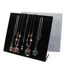 【ZC002】絨布首飾板 項鍊 珠寶 16鈎展示板