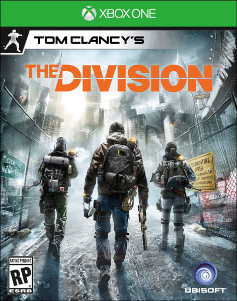 X1 Tom Clancy's The Division 湯姆克蘭西:全境封鎖(美版代購)