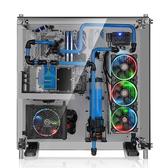 Thermaltake 曜越  Core P5 TG 白色 玻璃版 (CA-1E7-00M6WN-01) ATX電腦機殼