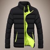 棉衣男士外套冬季新款短款加厚羽絨棉服韓版流帥氣冬裝棉襖